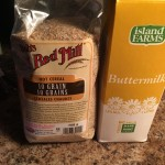Bob's Red Mill 10 Grain Cereal and Butter Milk