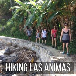 Hiking Las Animas